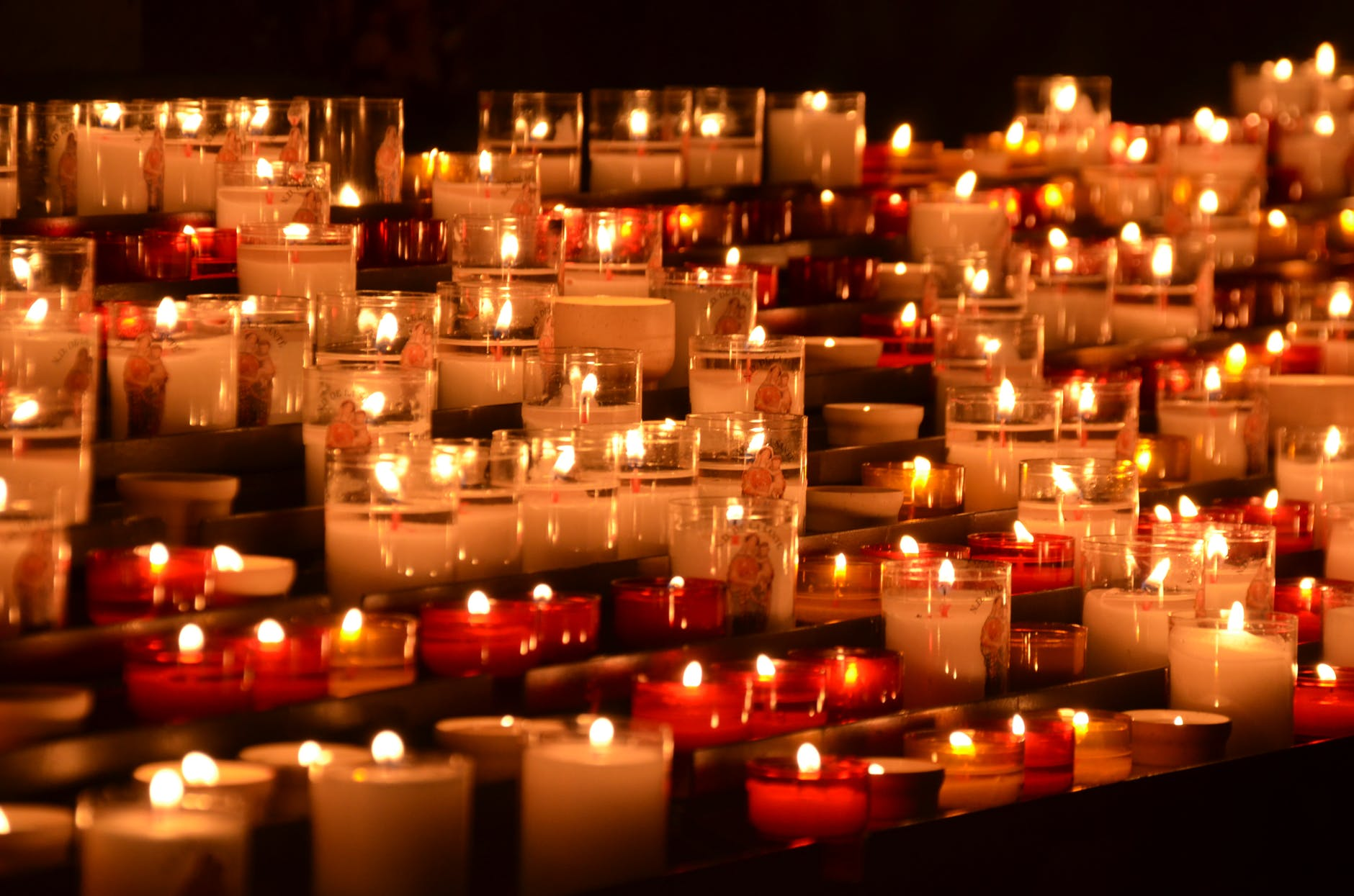 candlelight candles